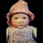 Kather Kruse Du Mein All Cloth  Doll