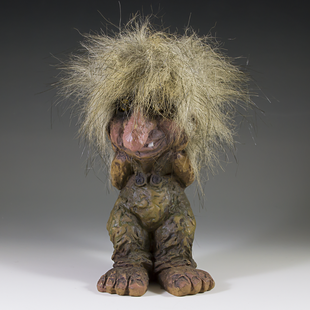 Vintage Ny Form Troll No. 32 from scandinaviantreasures on Ruby Lane
