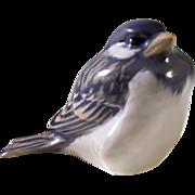 Royal Copenhagen Sparrow Figurine 1519