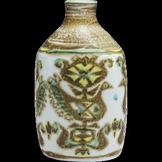 Royal Copenhagen Baca Flask Vase by Nils Thorsson