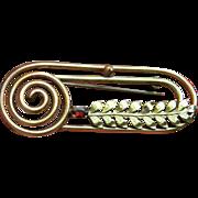 Very elegant signed -Pin