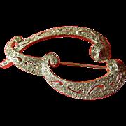 Elegant-Rhinestone pin