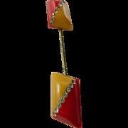 Vintage bakelite Stick pin