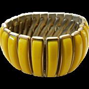 Expandable bracelet-1950's