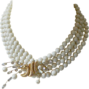 Beautiful-signed Marvella-Necklace