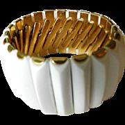 1950-1960's thermoplastics- Expandable bracelet