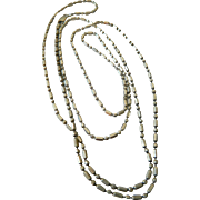 Sterling -intricate necklace-Chain