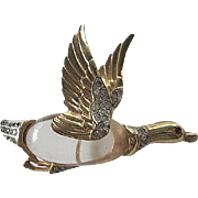Adolph Katz design-coro Duck pin