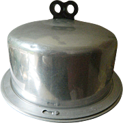 Large-cake platter-carrier