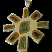 Los Castillos-Mexican pendant