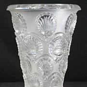"""Ren© Lalique """"Cancale"""" Vase"""
