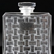 "Ren© Lalique ""Chypre"" Perfume Bottle for Houbigant"