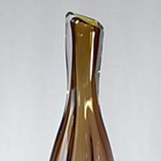 Brian Lonsway Amber Vase