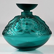 "Lalique ""Psyche"" Perfume Bottle"