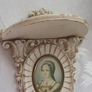 Cute Little Old Shelf - Shabby - with Picture