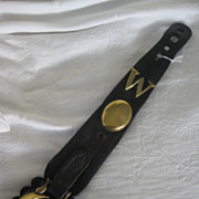 Victorian British Martingale Horse Brass