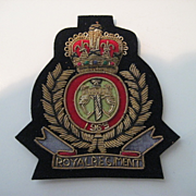 Royal Regiment Bullion Badge