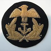 Royal Navy Bullion Badge