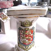 Porcelain Commemorative ENGLAND