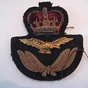 Royal Air Force Bullion Officer's Badge