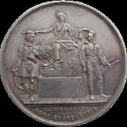 Large Scottish Silver Agricultural Award - PERCHERON GELDING