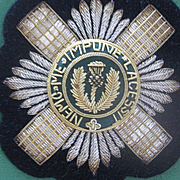 Outstanding Vintage Scottish Badge