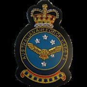 Australian Air Force Cadets Bullion Badge