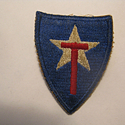 Vintage American Military Patch