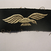 Vintage Royal Air Force (RAF) Shoulder Patch