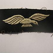 Vintage Royal Air Force (RAF) Shoulder Patch