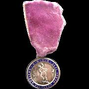 Vintage Scottish Highland Dancing Medal