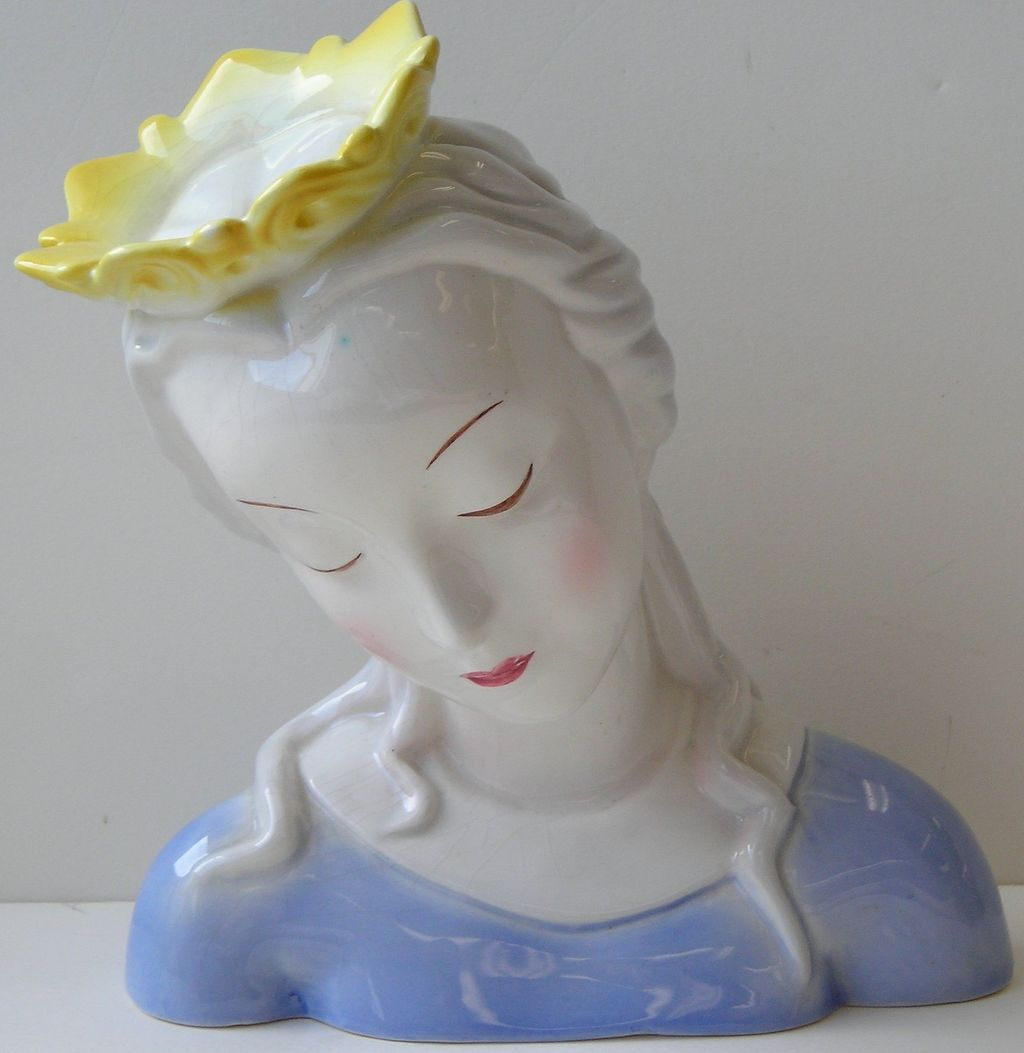 Goldscheider Porcelain of Princess or Queen