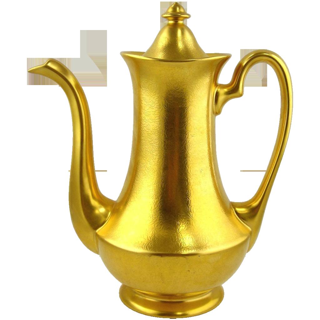 Pickard Coffee Pot