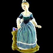 Royal Doulton  Porcelain Figurine- Clarinda