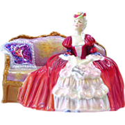 Royal Doulton  Porcelain Figurine- Belle o'  the Ball