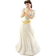 Royal Doulton  Porcelain Figurine- Maria