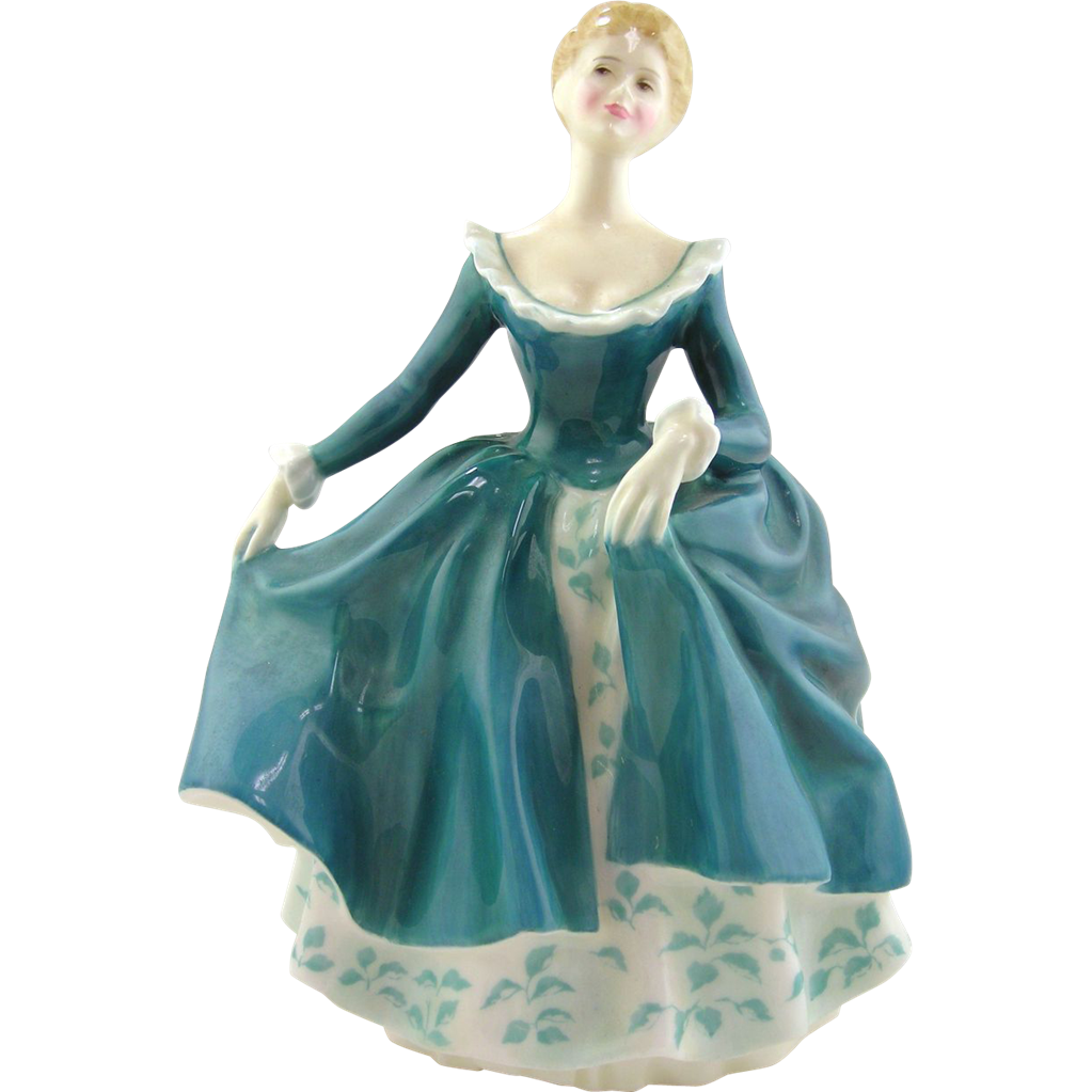 Royal Doulton  Porcelain Figurine- Janine