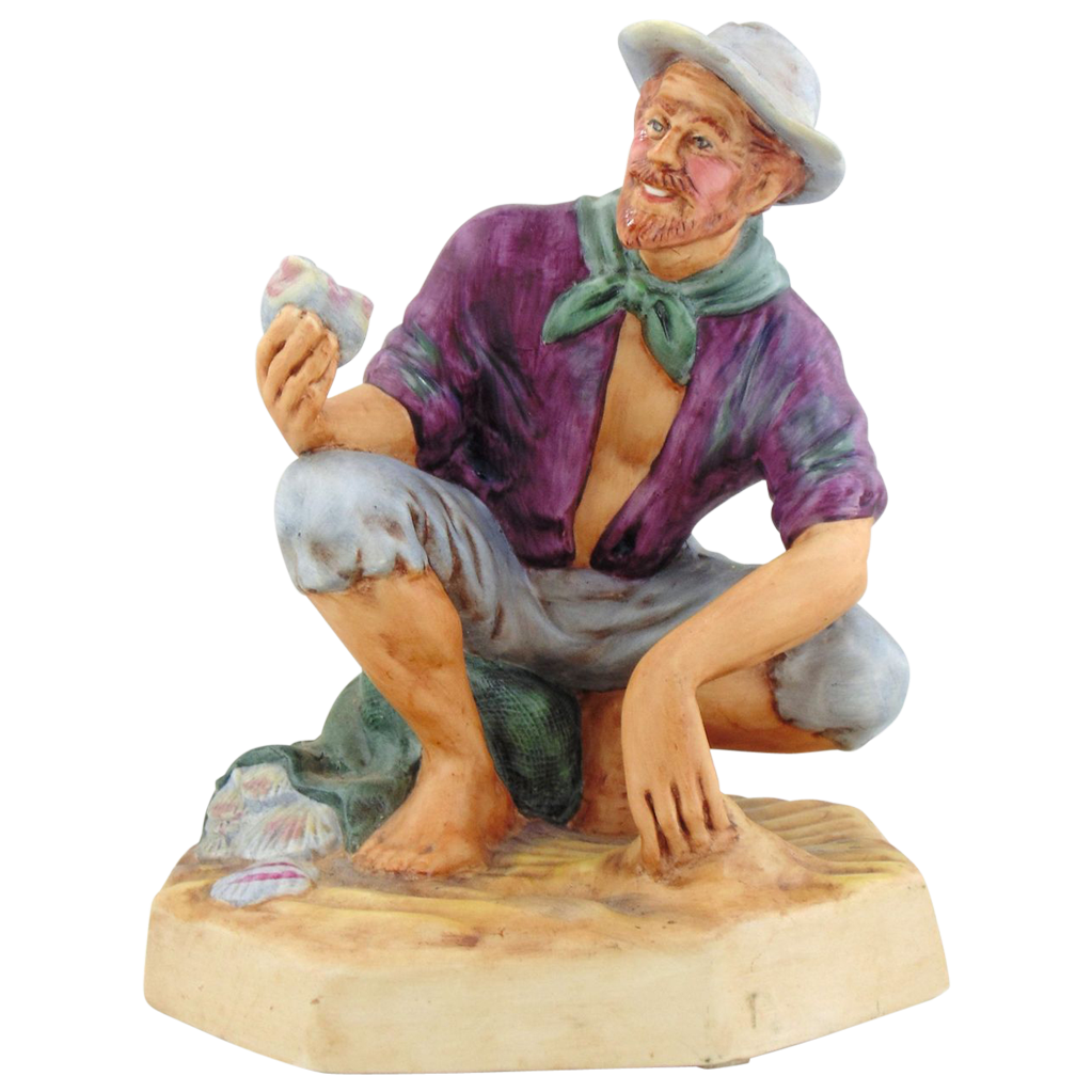 Royal Doulton  Porcelain Figurine- The Beachcomber