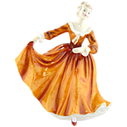 Royal Doulton  Porcelain Figurine- Kirsty