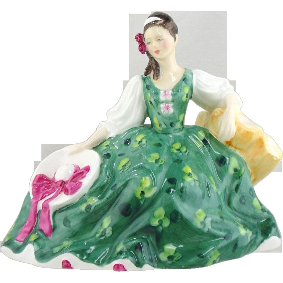 Royal Doulton  Porcelain Figurine- Elyse