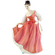 Royal Doulton  Porcelain Figurine- Fair Lady