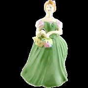 Royal Doulton  Porcelain Figurine- Clarissa