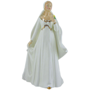 Royal Doulton  Porcelain Figurine- Bride