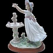 Lladro Figurine - Spring Joy  #6106