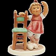 Hummel Figurine of Ballerina: Tippy Toes