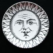 Piero FORNASETTI 'Soli E Lune' Hand Painted Pin Tray