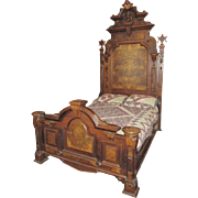 Top Quality Victorian Renaissance Revival Bedroom Set