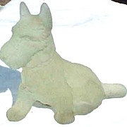 Satin Camphor Scotty Scottie Terrier Dog LE Smith