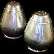 GORHAM Sterling Salt and Pepper Shakers
