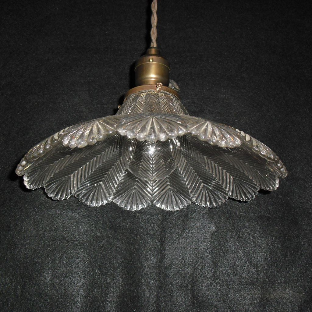 Holophane Pendant Light Fixture